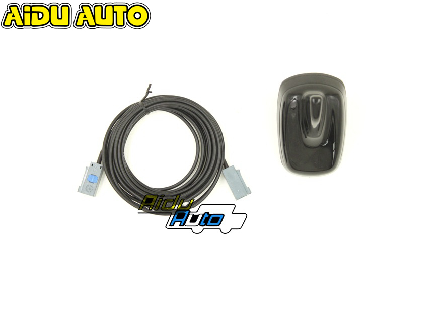 Us 6175 5 Offmib Dis Pro Radio Unit New Sat Nav Gps Antenna Shark For Golf 7 Mk7 In Cables Adapters Sockets From Automobiles Motorcycles On