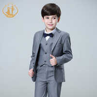 Nimble Suit for Boy Terno Infantil Boys Suits for Weddings Costume Enfant Garcon Mariage Disfraz Infantil Boy Suits Formal 2018