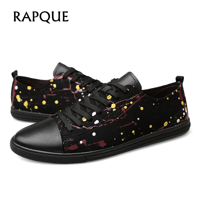 Zapatos para hombre casual Designe verano genuino capa superior de - Zapatos de hombre