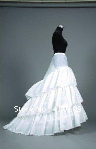 free shipping wedding dress petticoat pannier wedding  accessories wedding decoration underskirt
