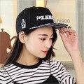 2016 Новая Мода Кости Письмо Бейсболки Летние Женщины Snapback Спорта На Открытом Воздухе Шляпы Для Мужчин gorras хип-хоп шляпы