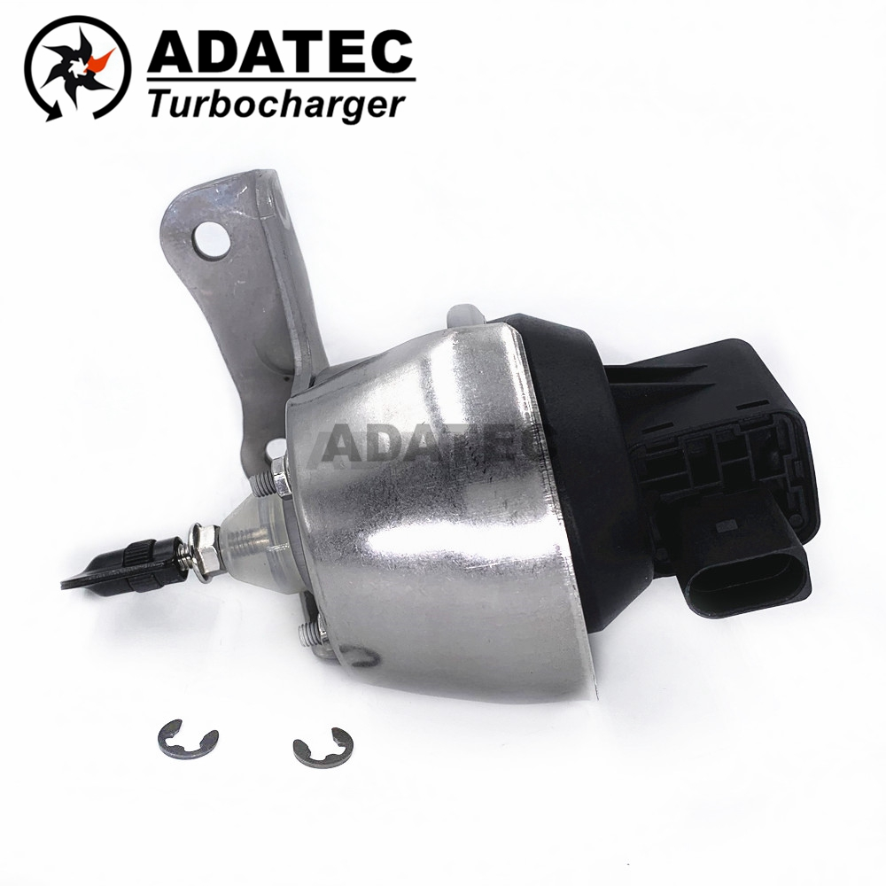 Electronic wastegate 49T7707535 076145702CX 076145701G turbo charger Vacuum actuator for VW Crafter 30-50 Kasten 2E_ 2.5 TDI abElectronic wastegate 49T7707535 076145702CX 076145701G turbo charger Vacuum actuator for VW Crafter 30-50 Kasten 2E_ 2.5 TDI ab