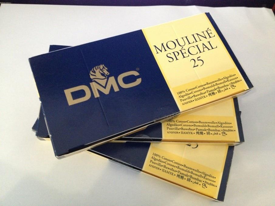 dmc мулине с доставкой в Россию