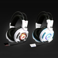 High Quality XIBERIA K3 USB7 1 20 20000Hz Gaming Headphones Free Shipping Computer PC Gamers Headbands