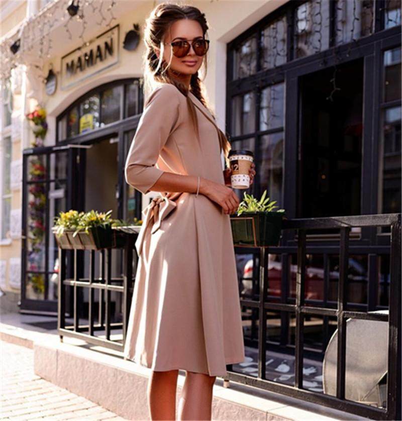 осень мода 2017 г. для женщин платья осень-зима винтаж выпускного вечера нарядные повседневные платья плюс размеры женская одежда