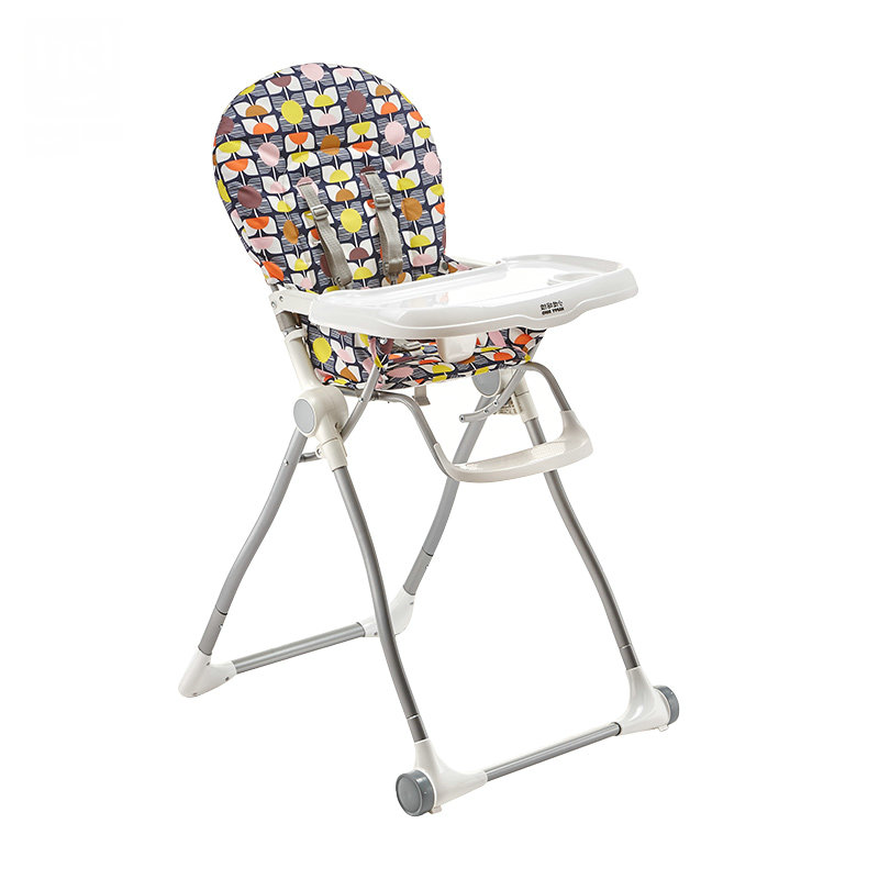 Children's Dining Chair Multi-function Portable Folding Baby Dining Highchair LY255 baby dining chair multi function baby highchair