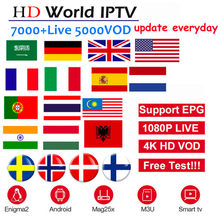 KING OTT iptv subscription adult XXX Europe IPTV France Arabic Portugal IPTV Spain Belgium IPTV M3U android tv box smart tv MAG(China)