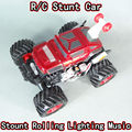 Especial R/C carro dublê e dança, novo estilo especial com o carro leve, brinquedos especiais para crianças NSWB