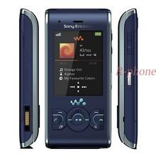 Original sony ericsson w595 2g 3g desbloqueado telefone celular w595 3.15mp remodelado