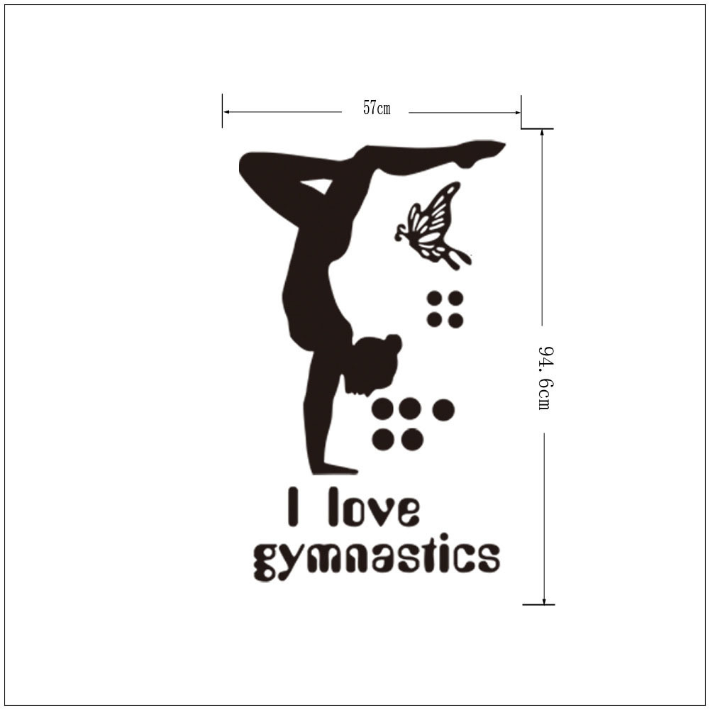 Gymnastics wall art stickers image collections home wall gymnastics wall art stickers images home wall decoration ideas gymnastics wall art stickers images home wall amipublicfo Image collections