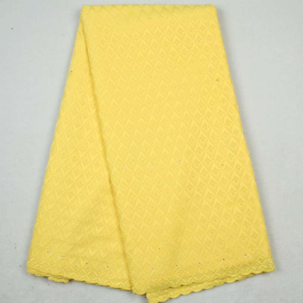 High Quality African Lace Fabric 2018 Latest African Guipure Lace yellow Color Nigerian Guipure Lace Fabric With fidget spinner