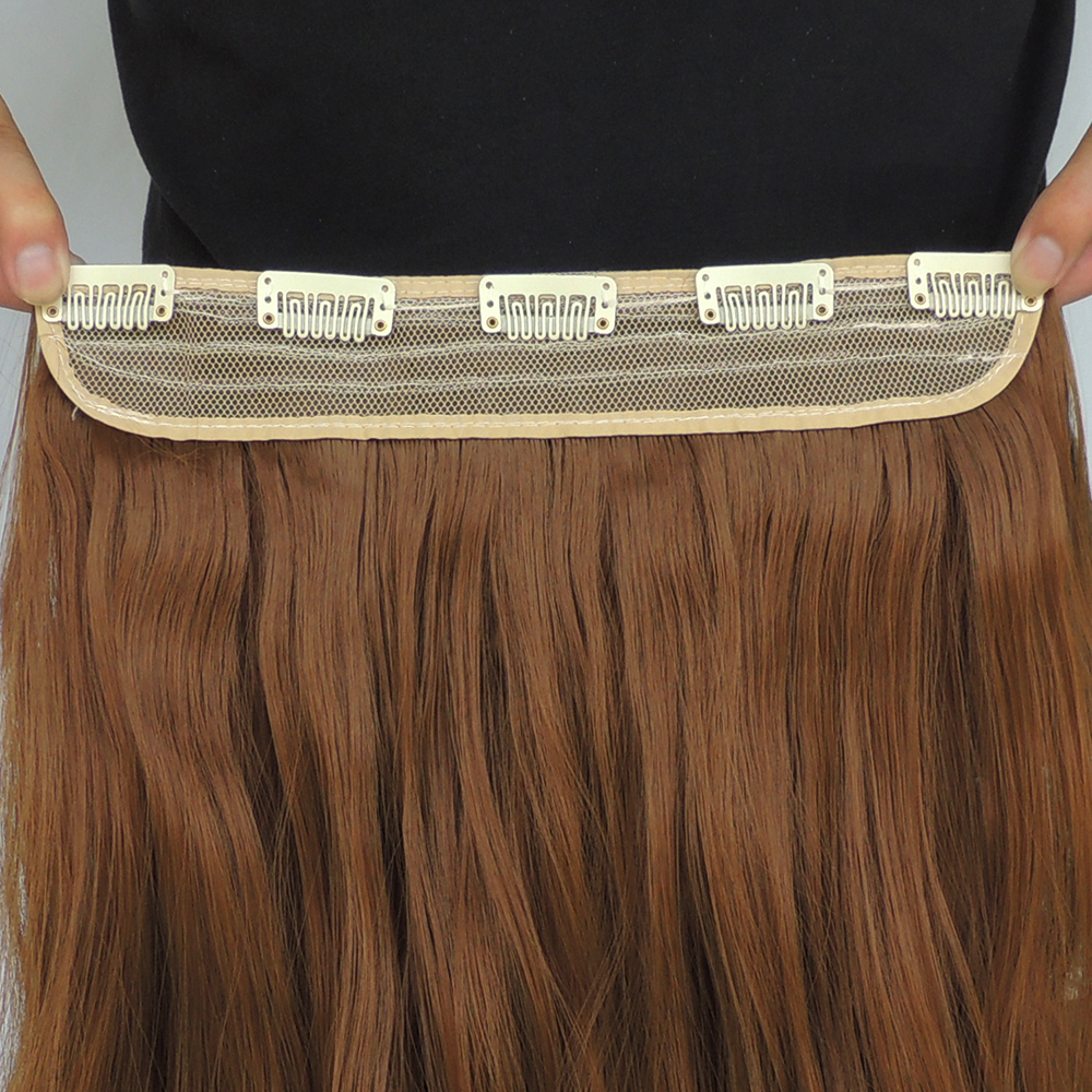 2 piece xicks 5 clip in hair extension 70cm synthetic hair rocks 5 clip in hair extension 70cm synthetic hair clips extensions 120g curly hairpin hairpiece chocolate color 27 in synthetic clip in one piece from hair pmusecretfo Image collections