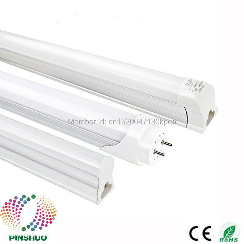 все цены на (10PCS/Lot) Super Bright Samsung Chip Warranty 3 Years 4ft 1.2m 20W T5 LED Tube T8 1200mm Fluorescent Light Lamp Daylight онлайн