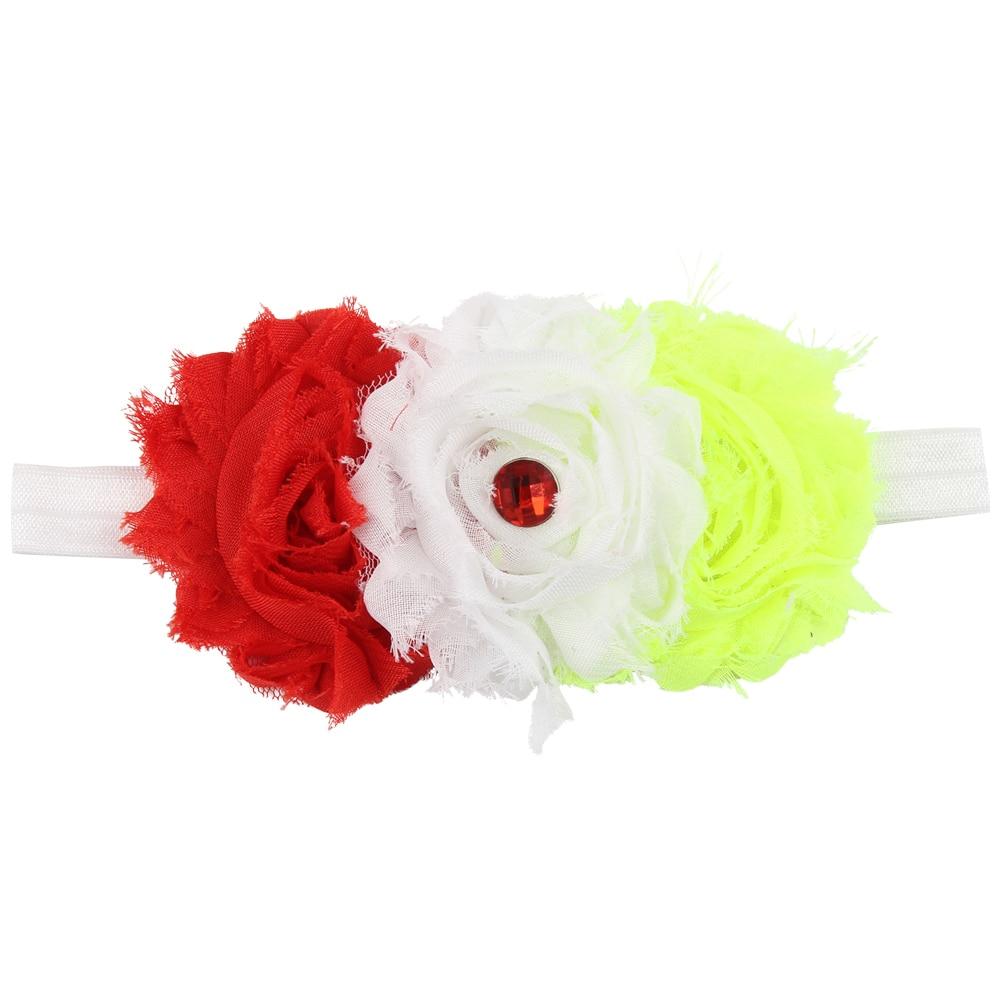 TWDVS Newborn 3 Flower Эластичные аксессуары - Аксессуары для одежды - Фотография 5