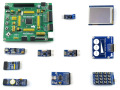 module STM8S208MB STM8S208 STM8S Evaluation Development Board +2.2inch Touch LCD+Capacitive Touch Keypad=Open8S208Q80 Package A