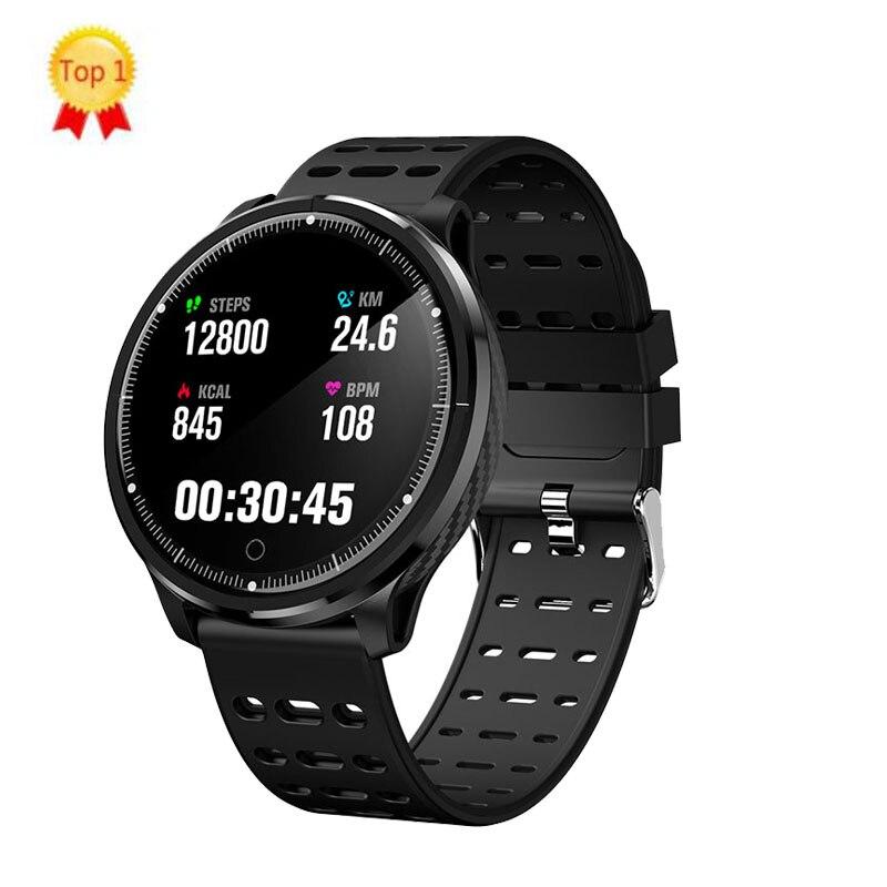Китайский завод новый круглый спортивный браслет пульсометр водостойкий умный ремешок для iPhone Android Лучший подарок на день рождения для дру