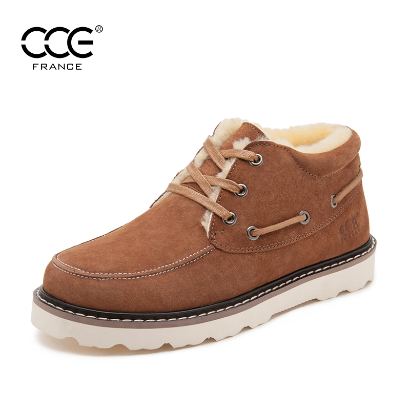 Detail Feedback Questions about Free shipping 2016 Hot sell CCE Fashion Top  Quality Top Nubuck leather Fur keep warm men boots fd4f264d9ed2