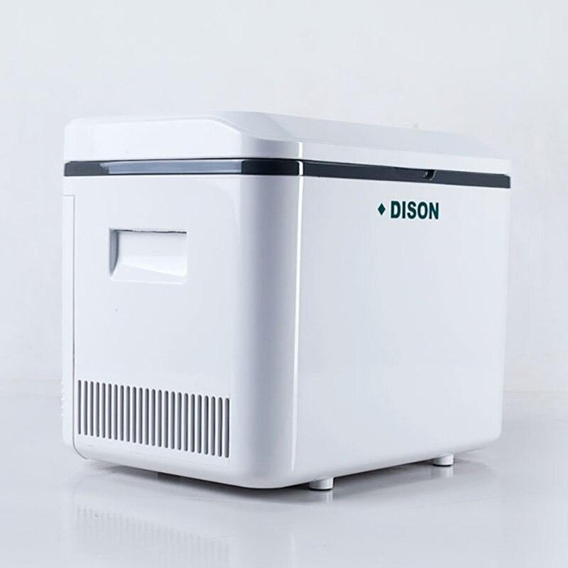 Portable Mini réfrigérateur hormone de croissance cas diabète insuline refroidisseur boîte médecine refroidisseur