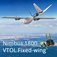 MyFlyDream MFD Nimbus 1800mm Long Range VTOL fixed-wing UAV RC FPV Plane Almost