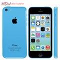IPhone 5c Оригинальный Разблокирована Apple iPhone 5C IOS GPS WI-FI Dual Core 4.0 ''8 GB/16 ГБ/32 ГБ хранения iphone5c мобильный телефон Бесплатная доставка