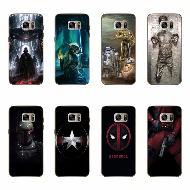 coque samsung galaxy s6 star wars