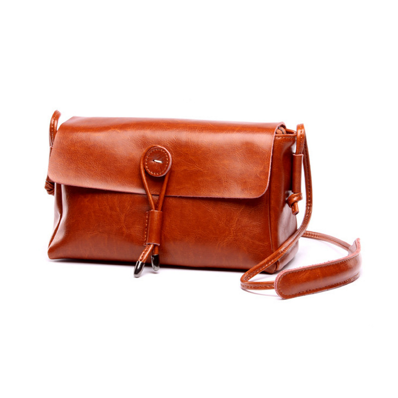 YGDB Brand Women Handbag Genuine Leather Vintage Casual Shoulder Bag Ladies Flap Messenger Crossbody Bags Female Purse L5015 uniel uld 11040