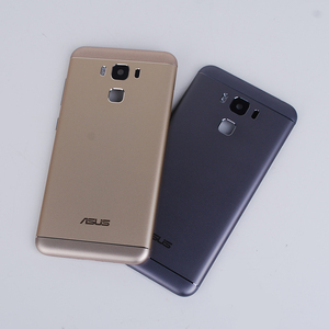Image 2 - غلاف الهاتف الأصلي الغطاء الخلفي غطاء البطارية الخلفية لشركة آسوس Zenfone 3 ماكس ZC553KL 5.5 بوصة ذات جودة عالية في الأوراق المالية