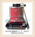 New Type Jewelry Making Equipment 220V 2kg Gold Silver Brass Melting Furnace Furnace to Melt Gold