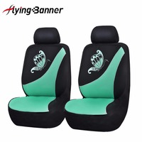 Butterfly Printing Car Seat Cover Universal Fit Most Vehicles Seats Interior Accessories Cute Car Seat Covers