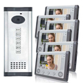 Intercom video doorbell door camera support call to 5/6 different apartments