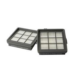1 шт. 120*120 мм серый + белый HEPA фильтр пылесоса аксессуары и пылесос для VC-T3515E-5/3/1