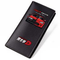 Initial D   Wallet   Tau man chi D AE86 Turbo PU Long Purse