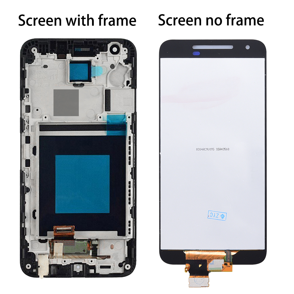 Tested Original 5 2 quot Black Display For LG Nexus 5X LCD Touch Screen Digitizer Replacement For LG Nexus 5X Display H791 in Mobile Phone LCD Screens from Cellphones amp Telecommunications