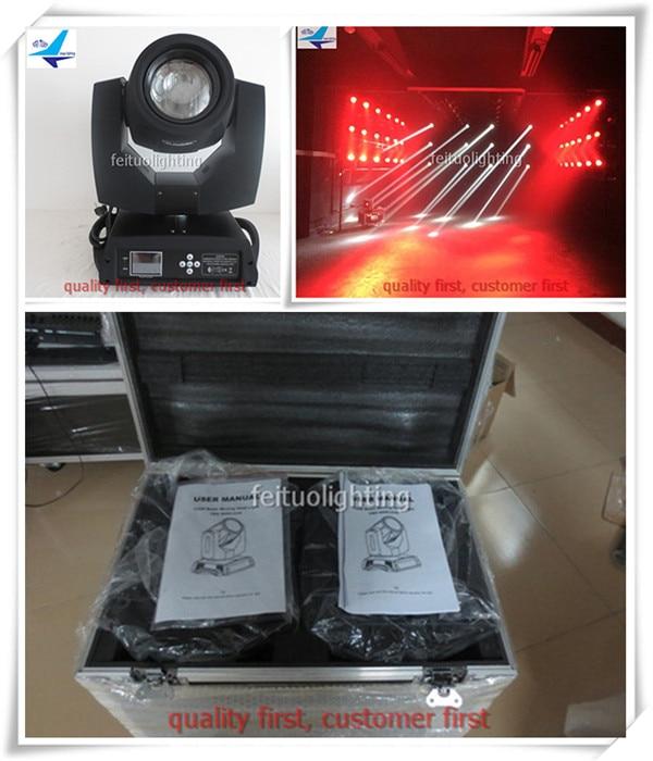 (Flight Case)Moving head light professional light music lyre beam 7r beam moving head light