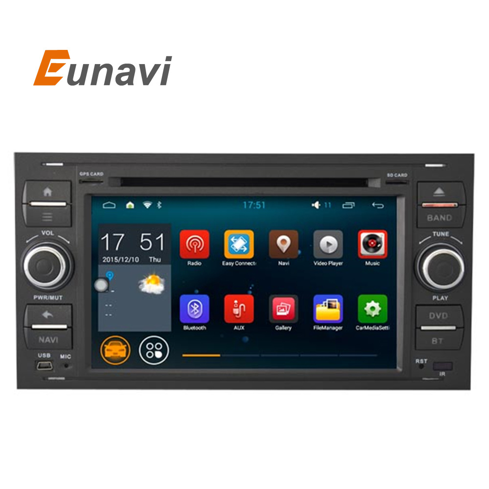 2 din android car stereo head radio dvd gps for old ford. Black Bedroom Furniture Sets. Home Design Ideas