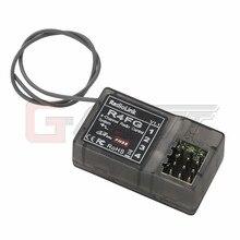 Livraison gratuite Radiolink R4FG 2.4 GHz 4 Canaux FHSS Récepteur Radio Système de Contrôle RX Pour RC4GS RC3S, RC4G T8FB émetteur F21425