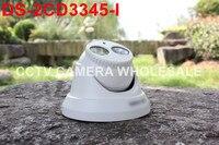 DS 2CD3345 I Multi Language Version H 265 4MP EXIR 30M CCTV Ip Camera POE 1080P