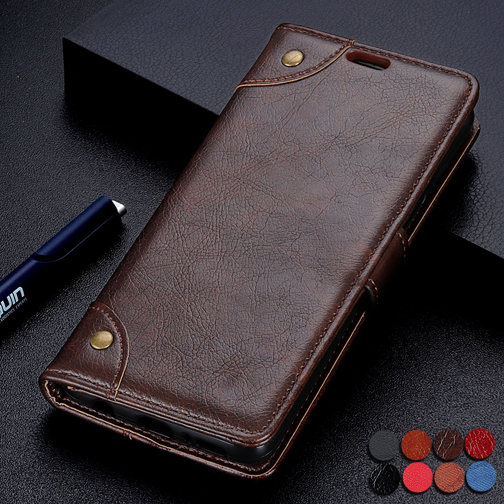 Luxury Flip Case For LG G7 Fit Plus case for lg g7 one G8 G8S ThinQ Shockproof PU Leather Card Wallet Stand Magnetic Cover coque