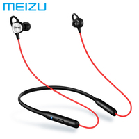 Original Meizu EP52 Sports Bluetooth Earphones Bass Music Wireless Earphone IPX5 Waterproof With Hall Effect Sensor