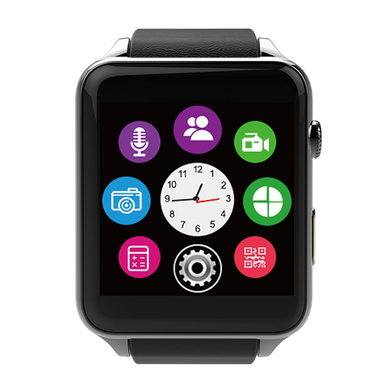 GT88 Bluetooth Smart Watch Heart Rate Sleep Monitor Support TF SIM Card font b Smartwatch b