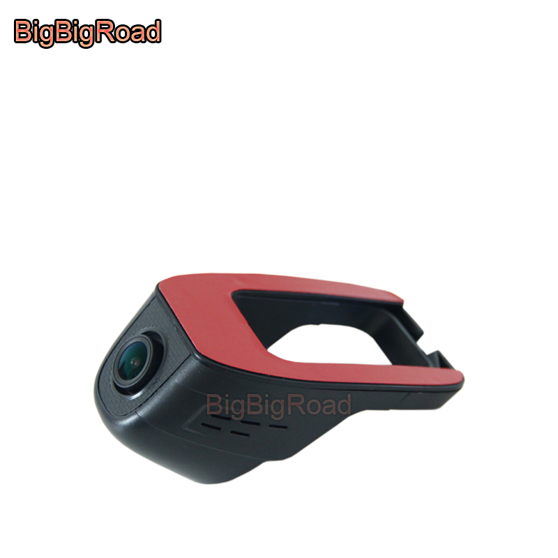 BigBigRoad For toyota Prius Reiz Terios Rav4 Corolla EX Fortuner 86 Estima Car wifi DVR Video Recorder dash Cam camera