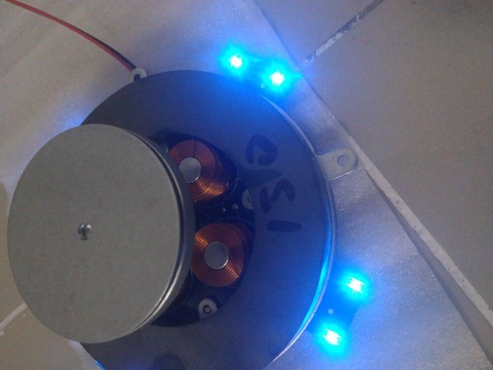 Maglev Magnetic Levitation Module System DIY Maglev Bare System Air Source 600g