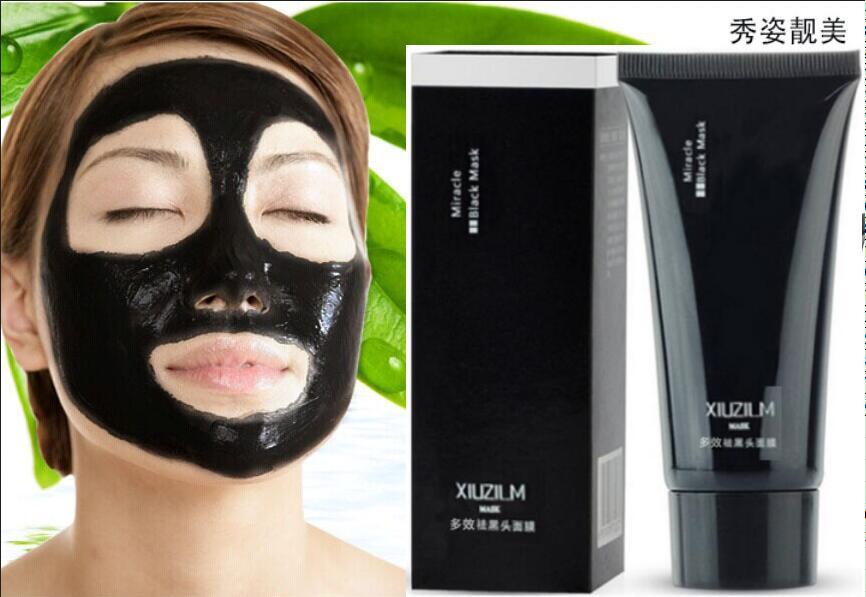 100 pcs FRETE Grátis DHL FedEx Sucção Máscara Preta Mascara Tratamento Da  Acne Cabeça Preta Removedor de Cravo Máscara Facial de Controle de Óleo 50c78b68e8