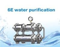 500l סיני מחיר סביר uf 6 שלב מסנן מים מטהר מים