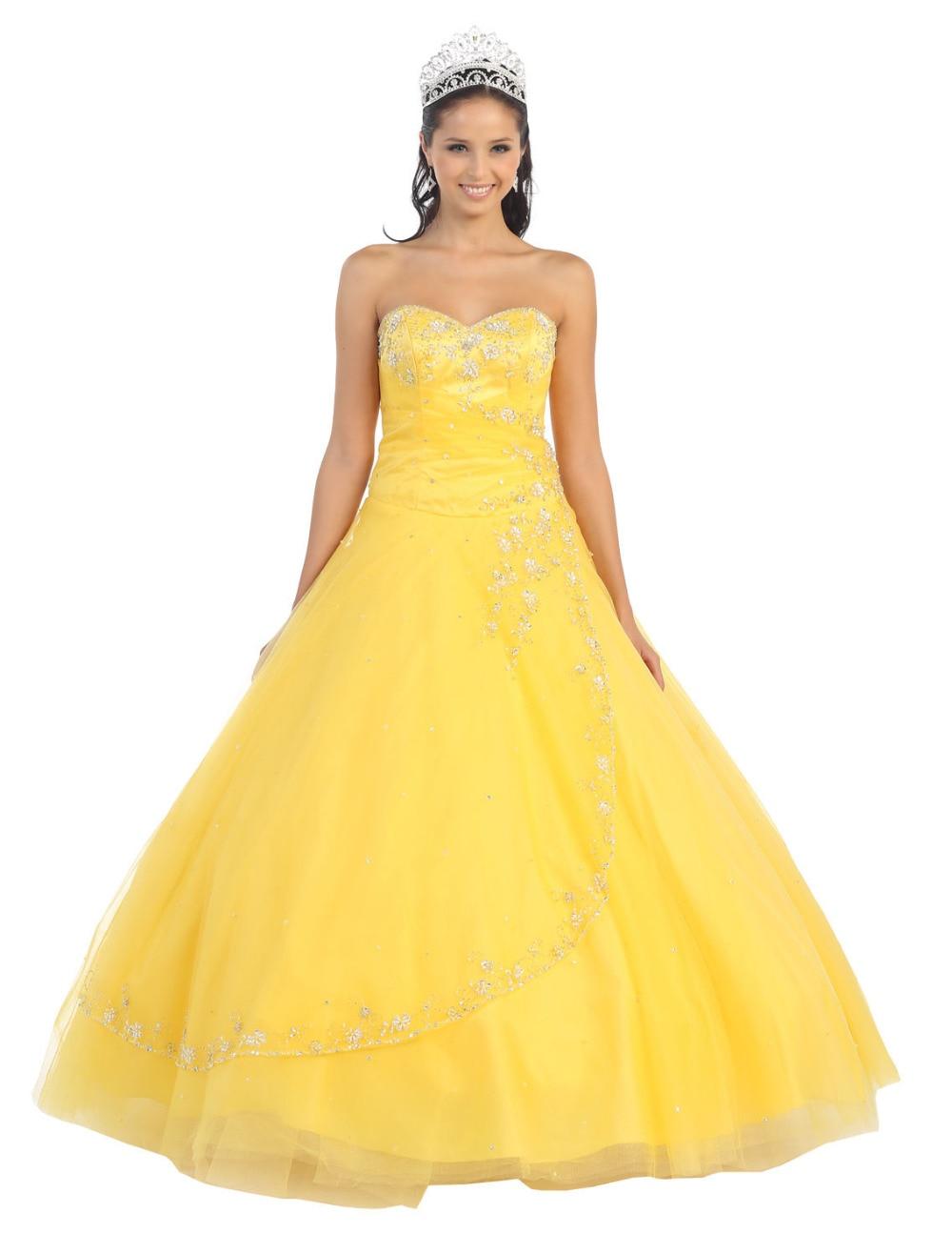 Online Get Cheap Cheap Yellow Dresses -Aliexpress.com - Alibaba Group