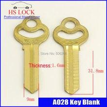 Captura de pantalla 2.5 candado grande derecha baño House Home Door clave en blanco suministros de cerrajería llaves en blanco cilvil Horizontal clave máquina A028