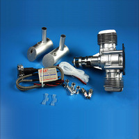 Original Whole Set DLE40 40cc RC model plane Engine for RC gasoline airplane