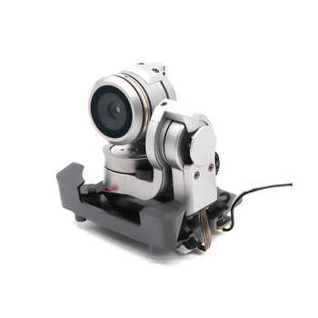 100% Brand New DJI Mavic Pro Gimbal Camera with Flex Cable Transmission Cable Vibration Absorbing Board Spare Parts