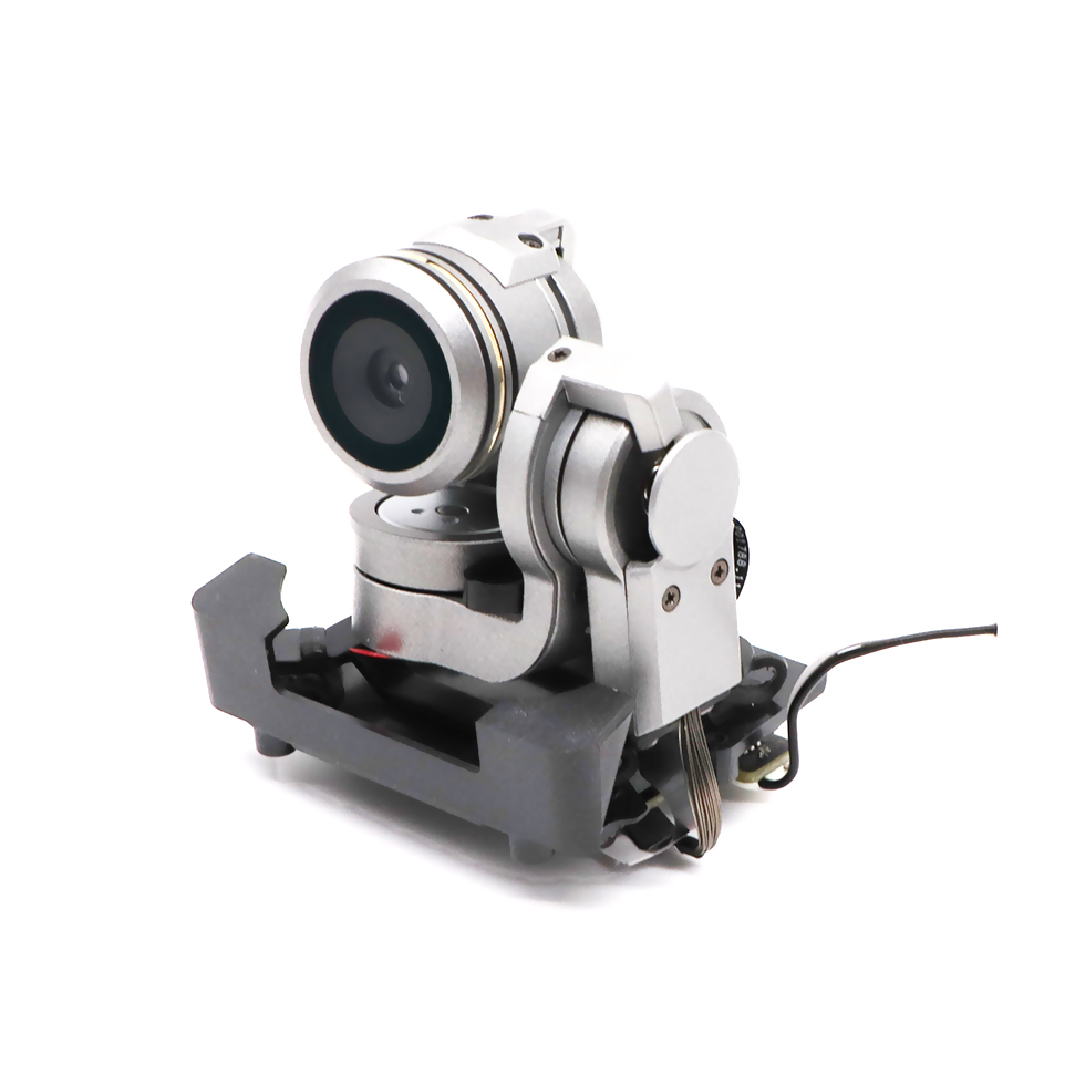 All New 100% Original DJI Mavic Pro Gimbal Camera with Flex Cable Transmission Cable Vibration Absorbing Board Spare Parts