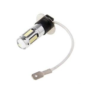 Image 4 - ヤム H3 30 ワット 4014 led 白色ヘッドライト光キット電球ランプ 30SMD 6000 18k